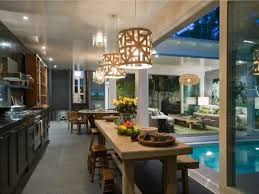 casual dining room ideas best 25 tropical pool table lights ideas on pinterest luau