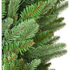 7 pre lit artificial tree oakdale pine clear lights
