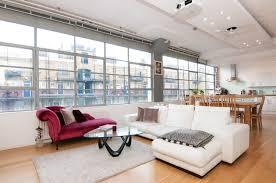 open plan city loft london lofts