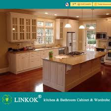 solid wood kitchen cabinets canada linkok furniture wholesale cheap china blinds factory directly solid wood kitchen cabinet for canada market