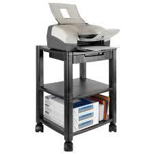 bureau imprimante pour imprimante reglable