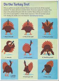 do the turkey trot motor skills activities gross motor and