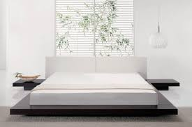 Minimalist Bed Bedroom Using Texture In Minimalist Bedrooms With Minimalist