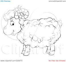 sheep color page beautiful sheep coloring page number with sheep