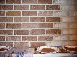 Fireplace Brick Stain by The 25 Best Brick Painted White Ideas On Pinterest