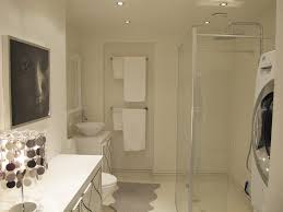 double towel bar bathroom contemporary with none