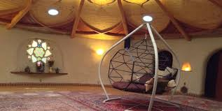 kodama zome kodama zomes swinging pod to curl up in your own little world