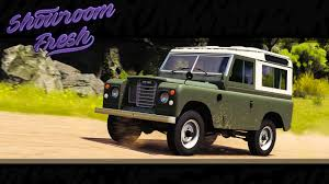 land rover series 3 4 door forza horizon 3 1972 land rover series iii youtube