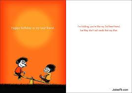 funny friends birthday cards jokesfb