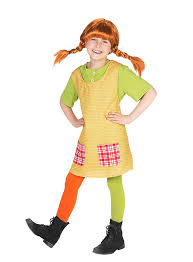 costumes for kids pippi longstocking costume for kids maskworld
