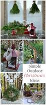 Home Outdoor Decorating Ideas Weather Resistant Outdoor Christmas Decorating Ideas Fox Hollow