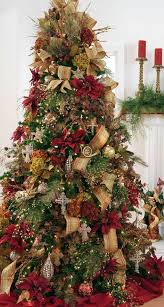 Tall Christmas Tree Decorations by 128 Best Red And Gold Christmas Images On Pinterest Christmas