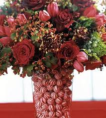 Candy Vases Centerpieces Interiorz Dezigned Christmas Centerpiece Ideas