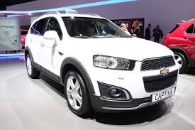 chevrolet captiva interior 2016 chevrolet captiva restiling 2013 forocoches