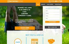 website homepage design 3 exles of effective homepage design lifted logic
