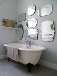Ideas Vintage Industrial Bathroom Mirror Interior Vintage Style Bathroom Heat L Fixtures