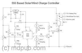 wiring diagram for solar panel regulator gandul 45 77 79 119