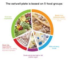 5 food groups food recipe