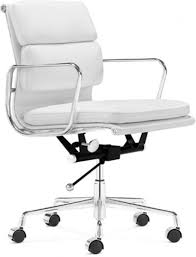 white office chair modern zuo modern office chair nature house