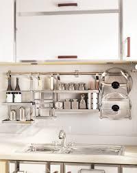 stainless steel kitchen hanging rod rack seasoning rack shelving