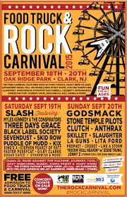 food truck and rock carnival u2013 tickets u2013 oak ridge park u2013 clark