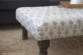 Diy Tufted Ottoman Cool Diy Tufted Ottoman Diy Tufted Ottoman M Is For Mama