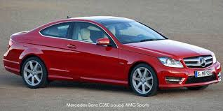 mercedes c350 coupe price mercedes c class c350 coupe amg sports specs in south africa