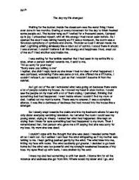 example of creative writing essay 3 write good creative essay
