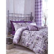 Catherine Lansfield Duvet Set Catherine Lansfield Stag Collectables Bedding Set Heather Iwoot