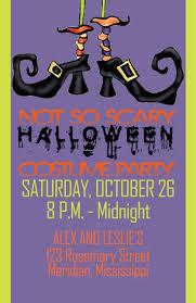 163 best halloween invitation images on pinterest halloween