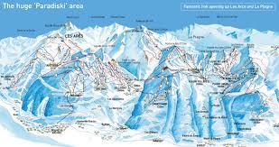 Himalayan Mountains Map Chalet Himalaya Altitude Residences Les Arcs 2000