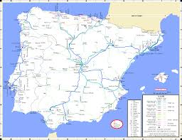 Santander Spain Map by Maps Iberian Peninsula