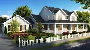 houseplans cedar creek 1 1 2 story craftsman house plan