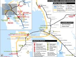 San Francisco Metro Map by Ambitious Expansion Plans Mulled For Bart U0027s Future Curbed Sf