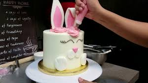 rabbit cake easter rabbit cake how to