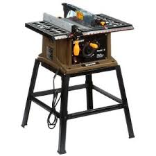 Ryobi Table Saw Manual Rockwell 13 Amp 10 In Table Saw With Leg Stand Rk7240 1 The