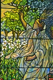 Louis Comfort Tiffany Stained Glass 79 Best Angels Stained Glass Images On Pinterest Stained Glass