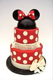 musical minnie mouse birthday cake pages