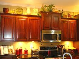 silk plants for above kitchen cabinets ideas artificial top fake
