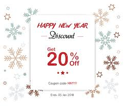 new year items 20 new year discount on all items addictedtoweb