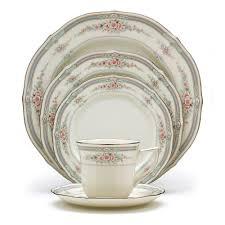 noritake rothschild 5 place setting dinnerware