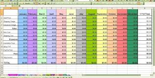 double entry bookkeeping examples excel double entry bookkeeping