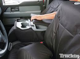 Classic Ford Truck Seat Covers - save your seats coverking seat covers truckin magazine