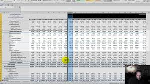 Flow Analysis Excel Template Flow Analysis S Flow Projections For Small