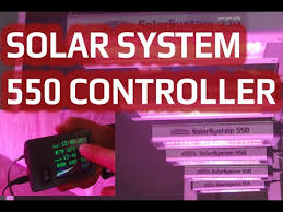 california led grow lights solarsystem 550 diy led grow lights controller by california