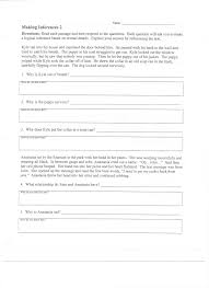 32 making inferences worksheet making inferences detective