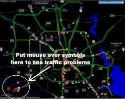 traffic map houston directions maps greater houston hamfest