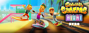 subway surfers for tablet apk subway surfers miami hacked apk gameplay link