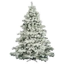 Upside Down Christmas Tree by Vickerman Flocked Alaskan Christmas Tree Flocked Christmas Trees