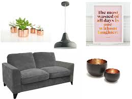 copper inspiration for the home